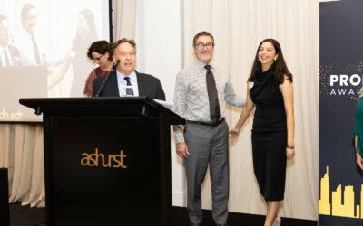 Lendhaus wins Proptech award